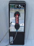 Single Slot Payphones - Pacific Bell Anaheim loc A-7