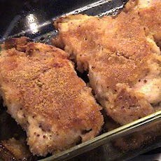 Honey Mustard-Coated Chicken