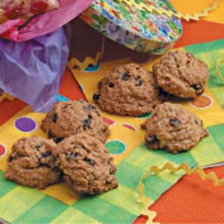 Butterscotch Raisin Cookies
