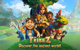 Screenshot of The Tribez
