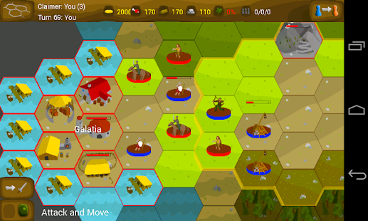 Game Continent Conquest APK for Kindle