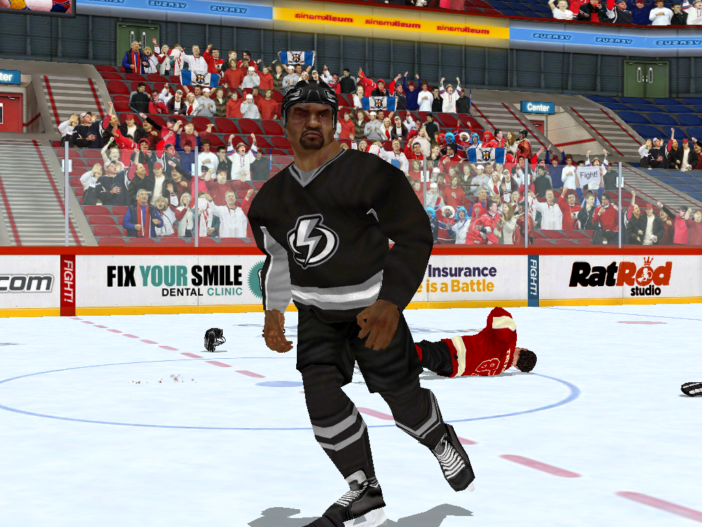 Hockey Fight Pro Screenshot 13