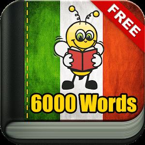 Learn Italian Vocabulary - 6,000 Words For PC (Windows & MAC)