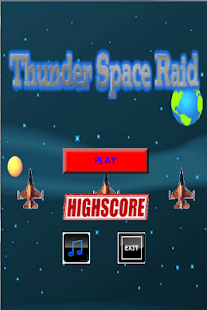 Thunder Space Raid Apk 2 1 1 Free Arcade Games For Android