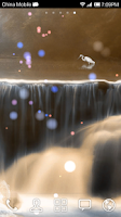 Screenshot of Water Fall Live Wallpaper HD