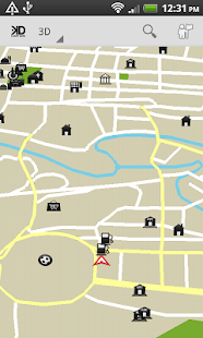 Guatemala GPS Map - screenshot