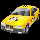 Taxi Italy icon