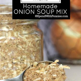 Salt Free Onion Soup Mix Recipes