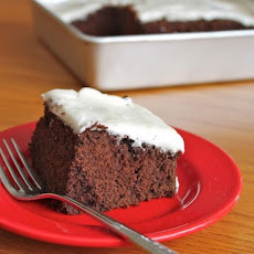 Quick Gluten-Free Chocolate Cake