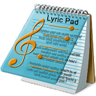 Lyric Pad. icon