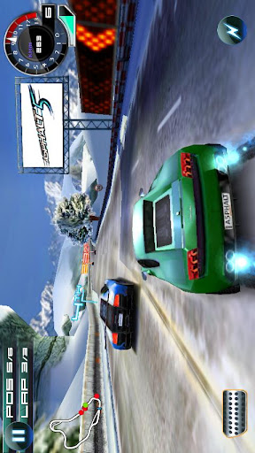 asphalt-5-free for android screenshot