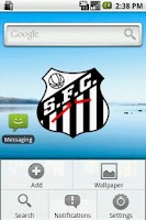 Screenshot of Relógio do Santos