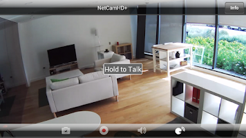 Screenshot of Belkin NetCam