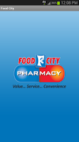 Screenshot of Food City Pharmacy Mobile App