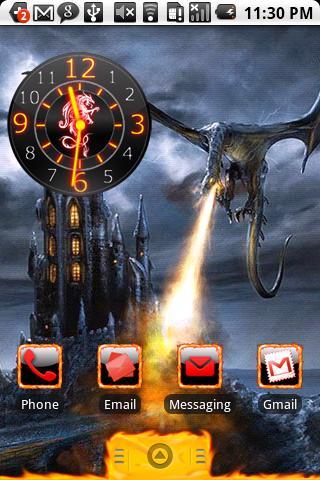 Dragon Theme HD