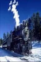 Screenshot of Live Wallpaper Train