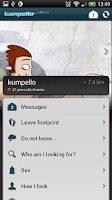 Screenshot of kumpello gay dating community