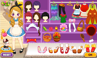 Screenshot of Judy's FairyTale World2-Girls