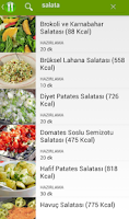 Screenshot of Diyet Yemekleri