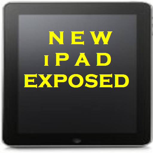 New iPad Exposed LOGO-APP點子