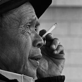by Hernawan Safari - People Portraits of Men