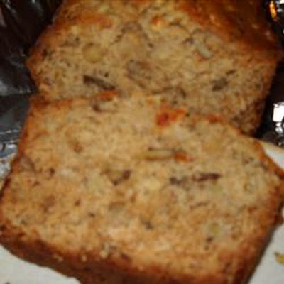 Apple Cheese Quick Bread