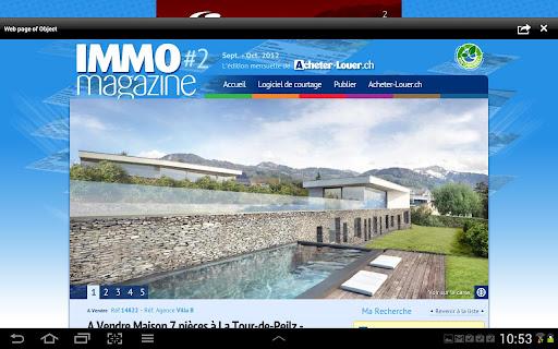 download immomagazine d 39 acheter louer for pc. Black Bedroom Furniture Sets. Home Design Ideas
