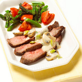 Beef Steak Dijon