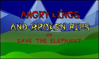 Screenshot of Angry Kings and Broken Hips