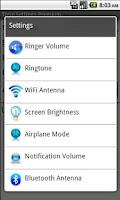 Screenshot of Time Settings-Premium