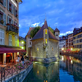annecy by Christian Heitz - City,  Street & Park  Historic Districts (  )
