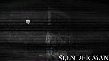 Screenshot of Slender Man Scare