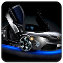 Cool sports car Full Theme icon