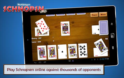 Schnopsn Pro - screenshot