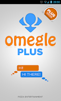 Screenshot of Omegle Plus FREE