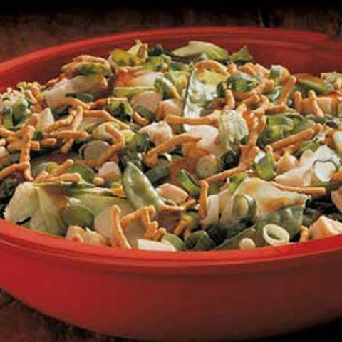 Asian Cashew Chicken Salad