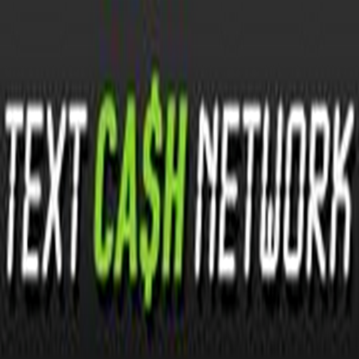 Text Ca$h Network LOGO-APP點子