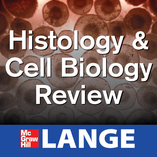 Histology & Cell Biology Cards LOGO-APP點子
