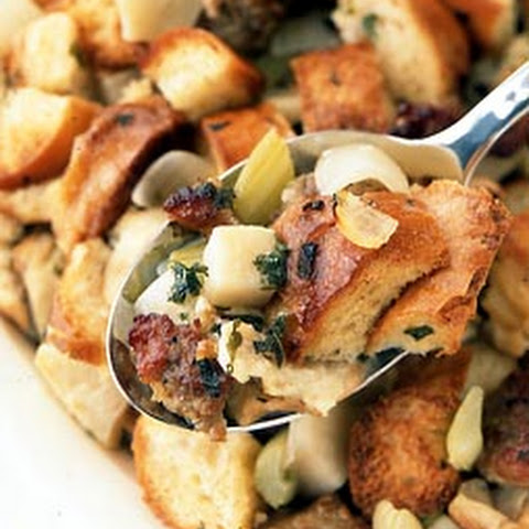 Country Sausage and Sage Dressing