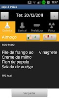 Screenshot of Hoje é Peixe!