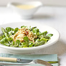 Crab & Asparagus Salad With Real Salad Cream