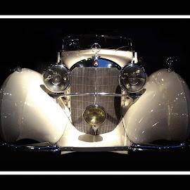 Mercedes  by Marc Steiner - Transportation Automobiles (  )