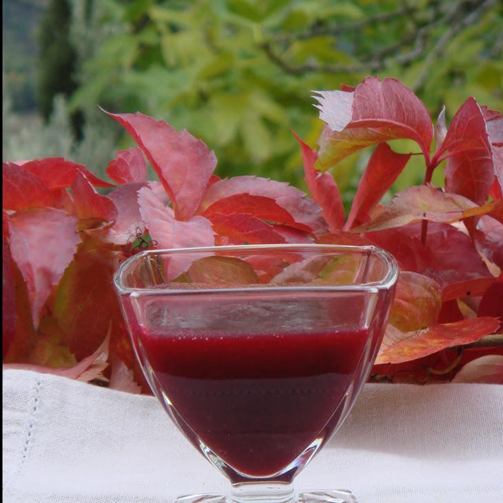 Pinot Noir Cranberry Sauce Recipe | Yummly