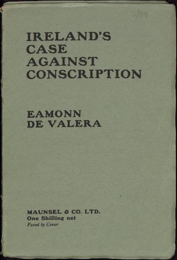 Ireland's Case Against Conscription