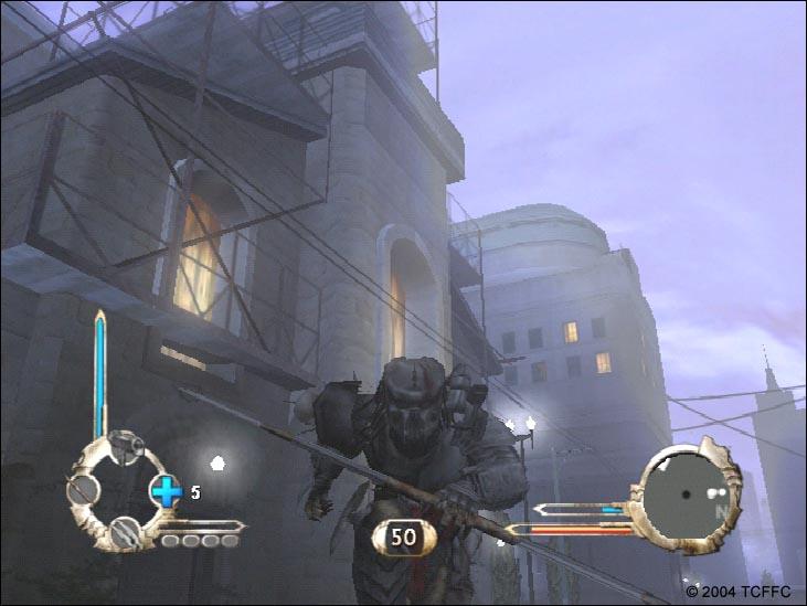 GSL 2004: Predator: Concrete Jungle