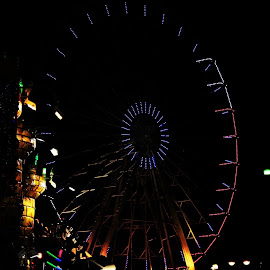 Big wheel by Alma Gemea - City,  Street & Park  Amusement Parks (  )