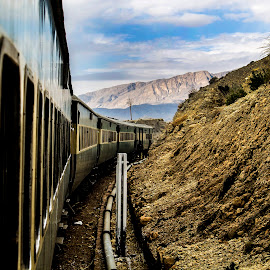 Point Of View by Sikander Khan - Transportation Trains