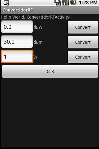 dB Calculator