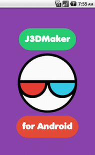 J3DMaker - screenshot