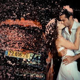 car wash by Shai Ashkenazi - Wedding Other
